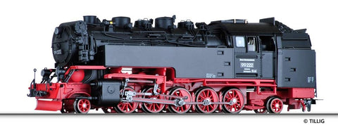 Tillig 2927 Steam locomotive 99 222 HSB Ep. V