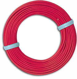 Busch 1790 Red 0.14mm X 10m Wire