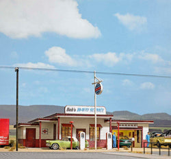 Busch 9723 American Gas station