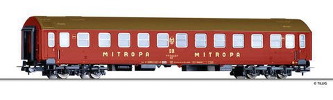 Tillig 74879 Sleeping coach WLAB MITROPA type B of the DR Ep. IV (1:10