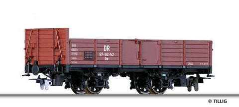 Tillig 5950 HOe Open freight car Ow the DR