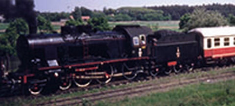Tillig 2026 Steam locomotive class Ok 1 of the PKP Ep. III