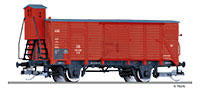 Tillig 17355 Box car G 10 of the DB Ep. III