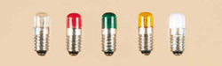 Auhagen 55752 1 Screw Bulb. Green, Cylinder