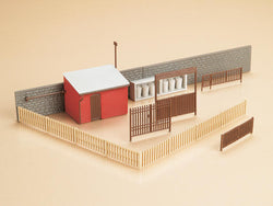 Auhagen 12256 1:100 Gates & building accessories