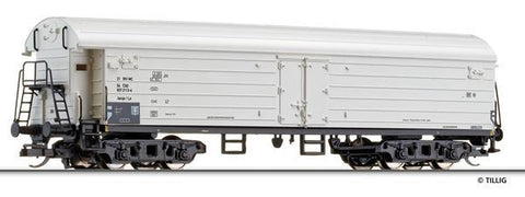 Tillig 15324 Refrigerator car Iacqs of the CSD Ep. IV