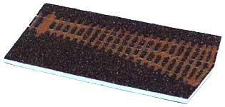 Tillig 86513 Track bedding Advanced Track dark (brown) for right point