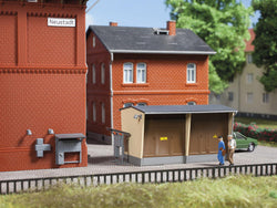 Auhagen 13338 TT Substation with accessories