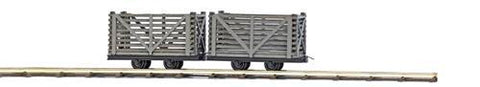 Busch 12214 ## 2 cattle wagons