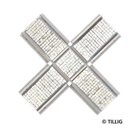 Tillig 87723 Simple crossing paving stone
