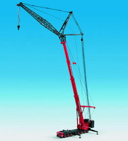 Kibri 13005 HO/OO Liebherr LTM 1400 With Jib Extension