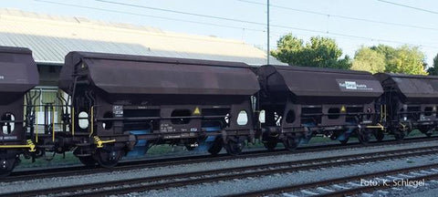 Tillig 1748 Swing roof unit Tdrrs of the ÖBB Ep. VI