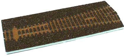 Tillig 86525 Track bedding Advanced Track dark (brown) for Y points 1