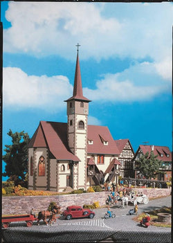 Vollmer 43769 Ditzingen Church