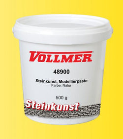 Vollmer 48900 Real Stone modelling paste 500g
