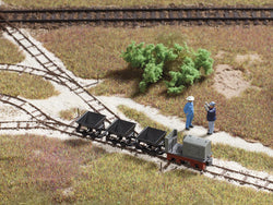 Auhagen 41700 Narrow gauge railway set replica