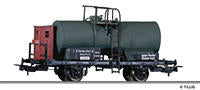 Tillig 76702 Tank car Jaques Paucker Bukarest of the KsächsStsEB