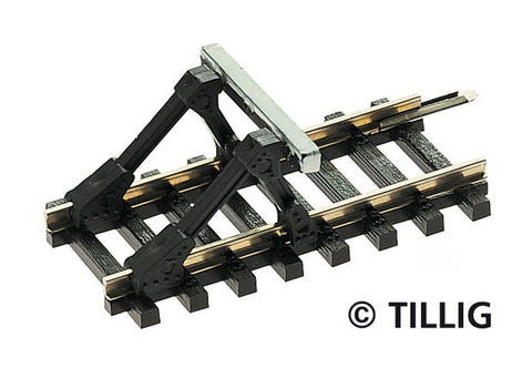 Tillig 83100 Buffer stop with track 415 mm