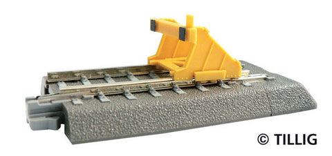 Tillig 83700 Buffer stop with track 43 mm