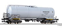 Tillig 15459 Tank car Zaes TRANSCHEM of the PKP Cargo Ep. VI