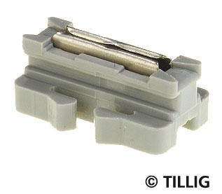Tillig 83950 Bedding track rail joiners (20 pieces)