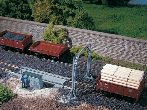 Auhagen 11404 HO Track scale with loading gauge