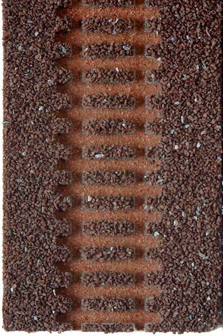 Tillig 86301 Track bedding Advanced Track dark (brown) for straight tr