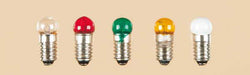 Auhagen 56781 1 Screw Bulb. Red, Spherical