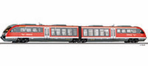 Tillig 2882 Rail car class 642 DB Regio Nordost of the DB AG Ep. VI