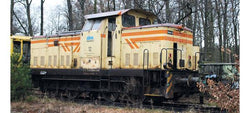 Tillig 96157 Diesel locomotive V60D of the SKW Piesteritz Ep. V