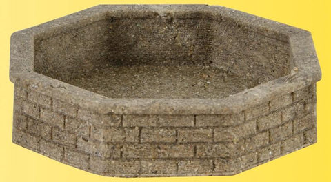 Vollmer 48761 O Real stone flower bed