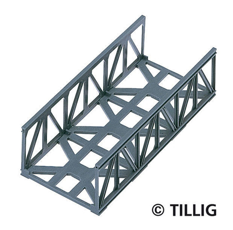 Tillig 7130 Lattice bridge without track length 115 mm