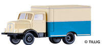 Tillig 19052 TT Truck H3A box body with neutral decoration