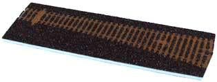 Tillig 86515 Track bedding Advanced Track dark (brown) for right point