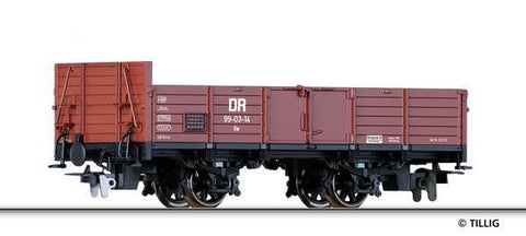 Tillig 15950 HOm Open freight car Ow the DR