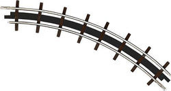 Busch 12323 ## 2 Narrow gauge track Curve 115mm 45 deg