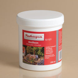Auhagen 53521 White Glue 250 ml