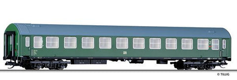 Tillig 16342 2nd class couchette coach Bc4ge of the DR Ep. III