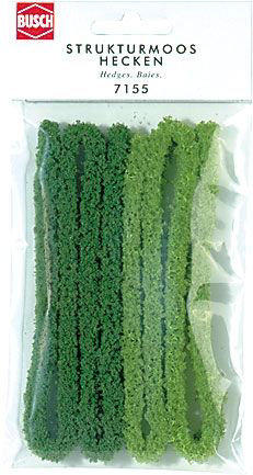 Busch 7155 Moss Hedge