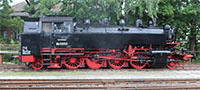 Tillig 2250 Steam locomotive 86 1333 3 of the PRESS Ep. VI