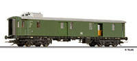 Tillig 13392 Baggage car Pw4y of the DB Ep. III