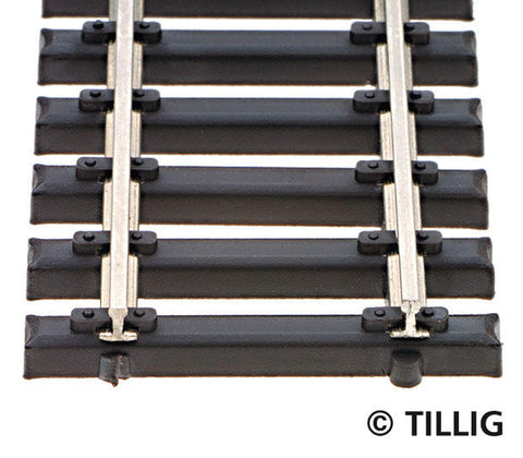 Tillig 83136 Steel sleeper flexi track length 520 mm
