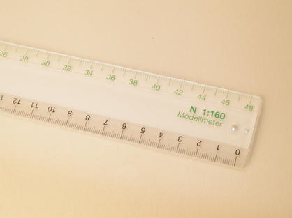 Auhagen 99006 Ruler for N
