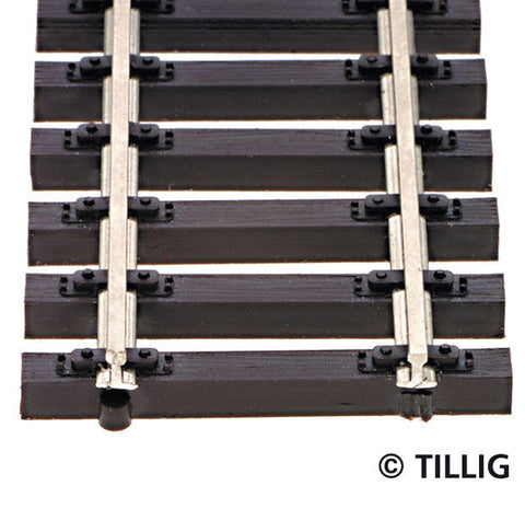 Tillig 83125 Wooden sleeper flexi track length 664 mm