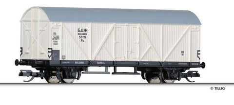 Tillig 17006 Refrigerator car FK of the BDZ Ep. III