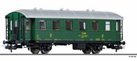 Tillig 74844 2nd class passenger coach Be of the CSD Ep. IV