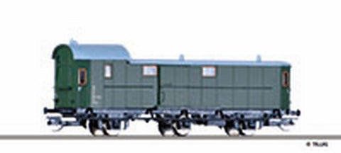 Tillig 13456 Baggage car Pw3 of the ÖBB Ep. III