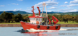 Kibri 39154 Fire-fighting Boat