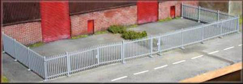 Knightwing PM121 Security Fencing with Gates