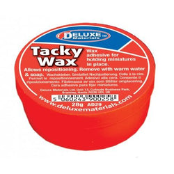 Tacky Wax Figures and Miniatures Fixer 28g